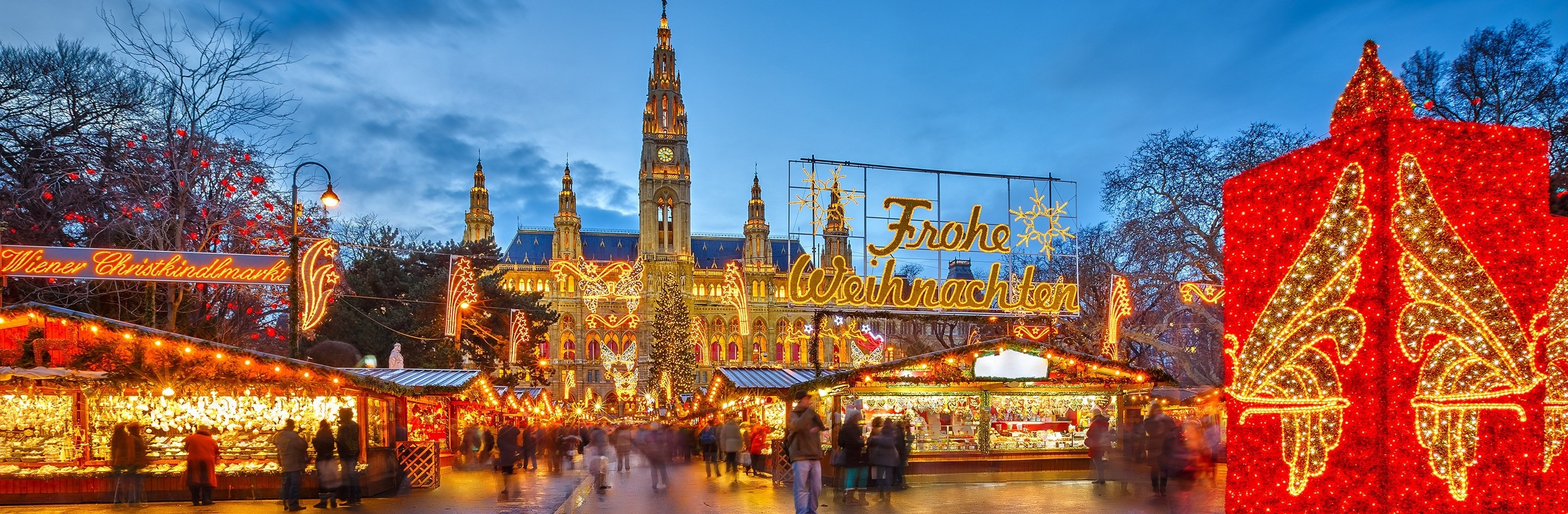 Christmas Markets on The Danube River Cruise 2017 | AmaWaterways™
