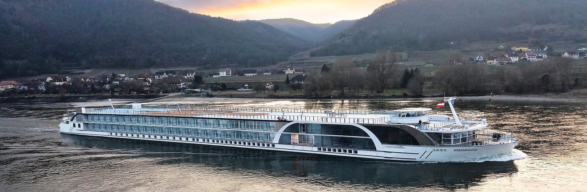 Amamagna Debuts On The Danube In 2019 Amawaterways
