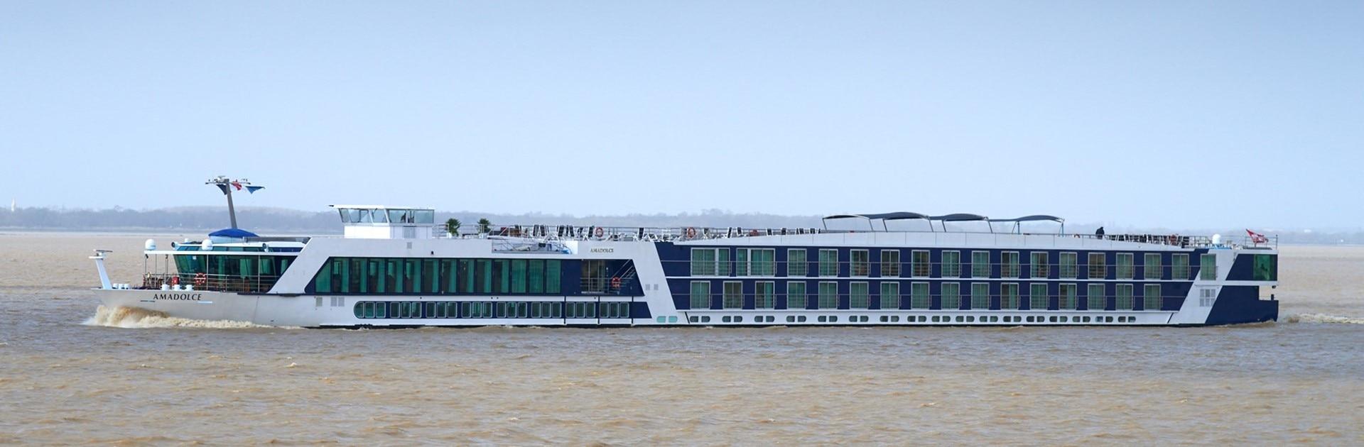 River Cruise Lines Europe Asia Africa AmaWaterways UK - River cruise ships europe